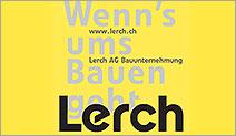Lerch AG Bauunternehmung Winterthur