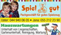 Spielgut und Hauswartungen Staub GmbH