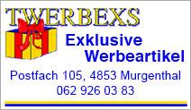 TWERBEXS Werbegeschenke GmbH