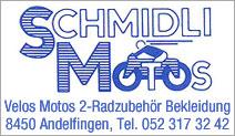 Schmidli Motos