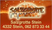 Salzgrotte Stein
