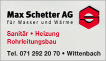 Max Schetter AG