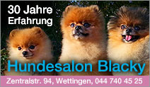 Hundesalon Blacky