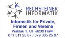 Rechsteiner Informatik
