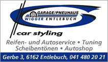 Garage und Pneuhaus Wigger