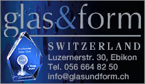 glas&form Switzerland