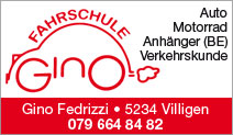 Autofahrschule, Motorradfahrschule Fedrizzi Gino