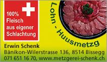 Erwin Schenk Lohn-Metzgerei