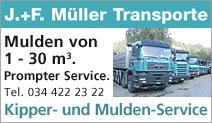 J. + F. Müller Transporte