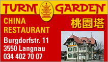 China Restaurant Turmgarden