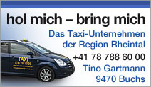 Taxi hol mich - bring mich