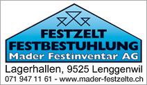 Mader Festinventar AG