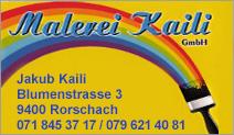Malerei Kaili GmbH
