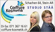 Coiffure & Kosmetik Stää