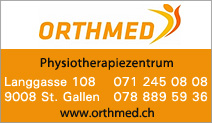 Physiotherapiezentrum Orthmed GmbH