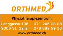 Physiotherapiezentrum Orthmed GmbH