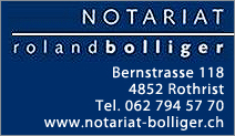 Notariat Roland Bolliger