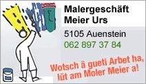 Malergeschäft Urs Meier