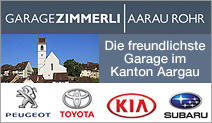Garage Zimmerli Aarau Rohr