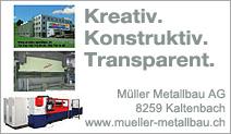 Müller Metallbau AG
