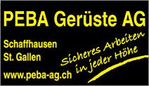 PEBA Gerüste AG