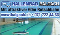 Hallenbad Balgach