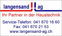 Langensand AG