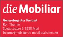 Schweizerische Mobiliar Generalagentur Freiamt Rolf Thumm