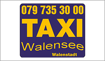 Taxi Walensee