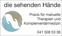 Massagepraxis die sehenden hände