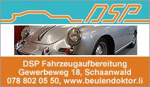 DSP Fahrzeugaufbereitung