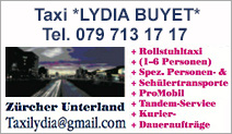 Taxi *LYDIA BUYET*