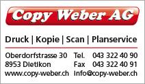 Copy Weber AG