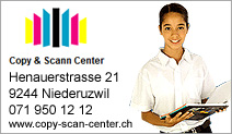 Copy & Scan Center Uzwil GmbH