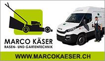 Käser Marco, Rasen- und Gartentechnik