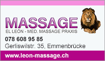 El León, med. Massage Praxis