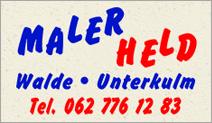 Maler Held