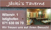 Jäcki's Taverne