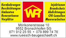 Walter Rüesch Baugeschäft