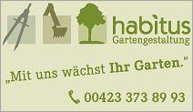 Habitus Gartengestaltung Anstalt