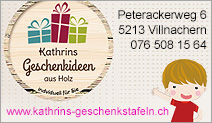 Kathrins Geschenkstafeln