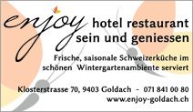Hotel Restaurant Enjoy