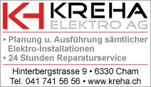 KREHA Elektro AG