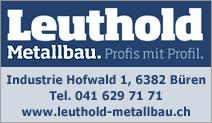 Gebrüder Leuthold Metallbau AG