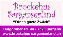 Brockehus Sarganserland und Stiftung Symbola