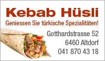 Kebab Hüsli