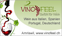 vinofeel - Gefühl für Wein
