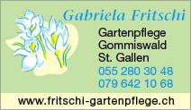 Gabriela Fritschi Gartenpflege