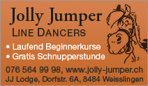 Jolly-Jumper Line Dancers
