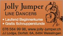 Jolly-Jumper Line Dancers